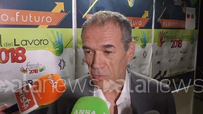 """Alanews - Cottarelli: """"Manovra correttiva? Spero si riduca il deficit"""""""