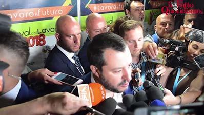 Il Fatto Quotidiano del 29.06.2018 - Matteo Salvini