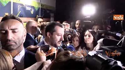 Vista del 29.06.2018 - Salvini: Decreto dignità