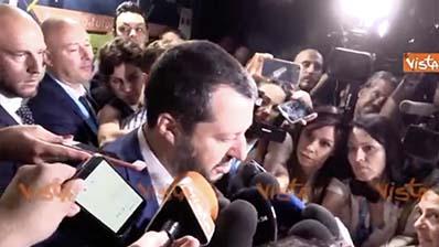 Vista del 29.06.2018 - Salvini: immigrazione