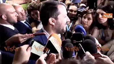 Vista del 29.06.2018 - Salvini: Migranti ed Europa