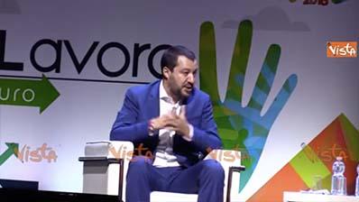 Vista del 29.06.2018 - Salvini: Precariato