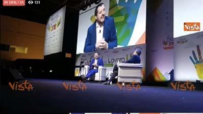 Vista del 29.06.2018 - Salvini: non riuscirete a farmi litigare con i 5 stelle