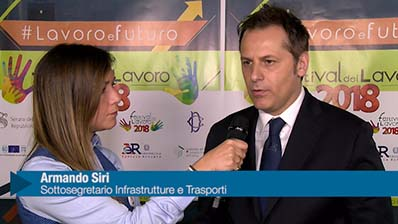 Siri: in Italia necessari investimenti in infrastrutture