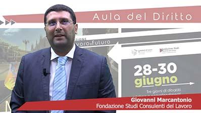 """Festival del Lavoro - Aula del Diritto.  28-06-2018  """"Controlli e garanzie"""""""