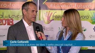 Cottarelli: Ridurre le tasse e la burocrazia