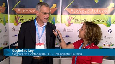 Loy (UIL): Riforma Inps possibile e necessaria