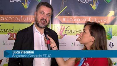 Visentini: Gig Economy, Italia si attivi per assicurare tutele nel contes