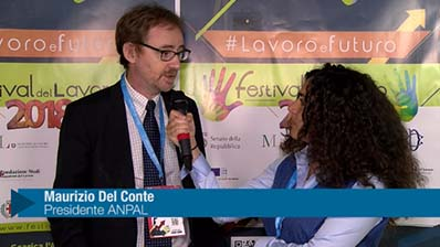 Politiche attive, Del Conte: una governance chiara e condivisa