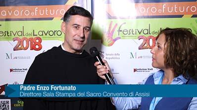 Padre Fortunato: L'integrazione secondo Francesco D'Assisi
