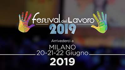 Promo Festival del Lavoro 2019