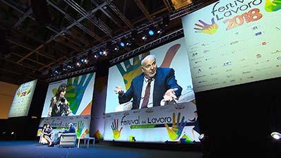 28.06 - A colloquio con Alan Friedman, Economista