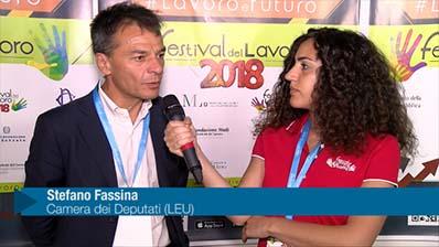 Fassina: Leu condivide misure sul lavoro, no alla flat tax
