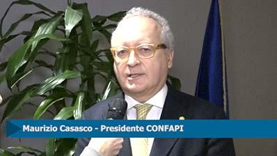 Intesa Fondazione Studi - CONFAPI, intervista a Maurizio Casasco