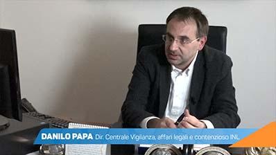 Danilo Papa (INL) su pagamenti retribuzioni tracciabili