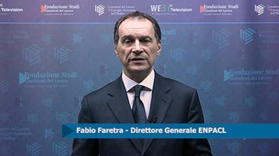 Focus - Faretra. Al 18° Forum le nuove iniziative della categoria in ambito previdenziale