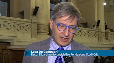 Il diritto penale del lavoro: Intervista a Luca De Compadri