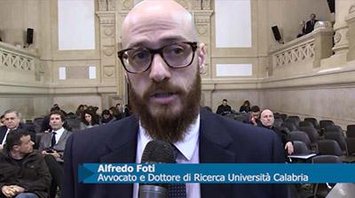 Il diritto penale del lavoro: Intervista a Alfredo Foti
