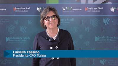Intervista a Luisella Fassino, Presidente CPO Torino