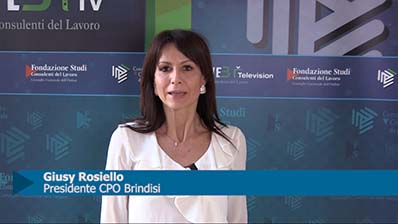 Intervista a Giusy Rosiello, CPO Brindisi