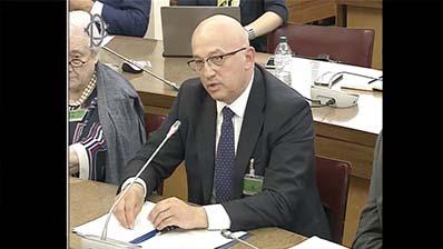 Codice terzo settore, audizione del CNO alla Camera