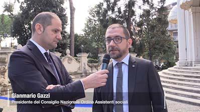 12.11.2018 Intervista a Gianmario Gazzi