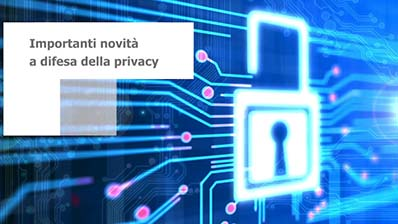 Regolamento Europeo sulla Privacy. Il video del Garante