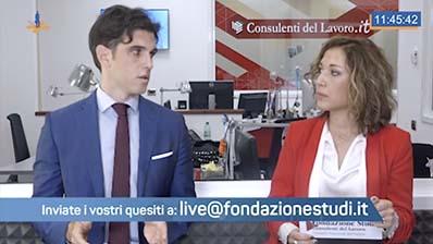 Risposte ai quesiti di Lavoro con Simone Cagliano