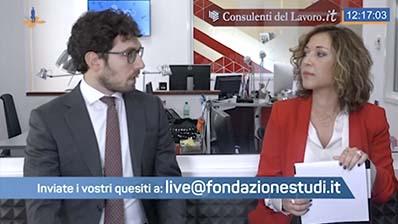 Risposte ai quesiti Fiscali con Dario Fiori