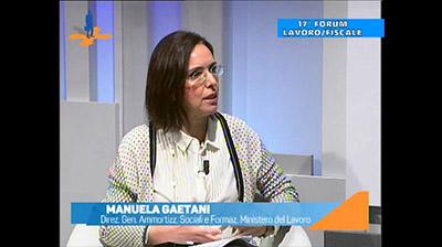 ForumLavoro - Confronto Marino/Ministero del Lavoro