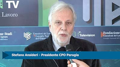 Parliamone con - Intervista a Stefano Ansideri, Presidente CPO Perugia