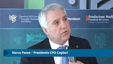 Intervista a Marco Fenza. Presidente CPO Cagliari