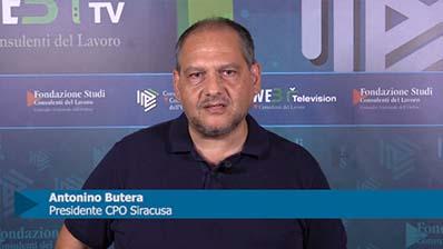 Intervista a Antonino Butera, Presidente CPO Siracusa