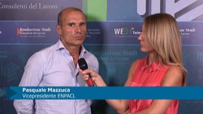 Intervista a Pasquale Mazzuca, Vicepresidente ENPACL