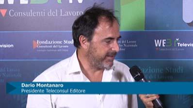 Intervista a Dario Montanaro, Presidente Teleconsul Editore