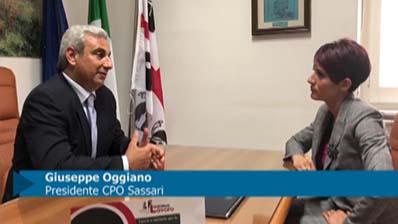 Intervista a Giuseppe Oggiano, Presidente CPO Sassari