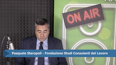 Pasquale Staropoli. Tirocini curriculari