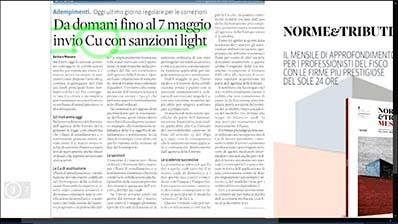 Rassegna Stampa - 12.03.2018
