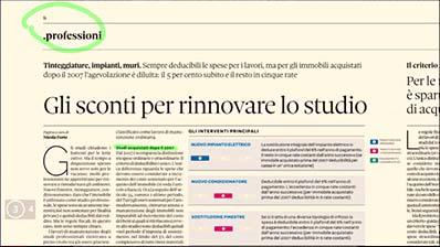 Rassegna Stampa - 30.07.2018