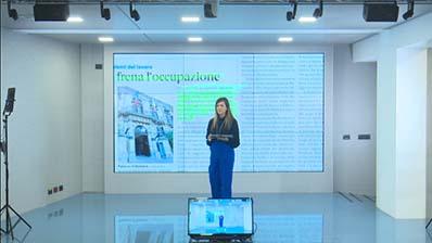 Rassegna Stampa - 08.10.2018