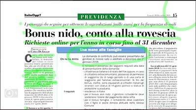 Rassegna Stampa - 10.12.2018