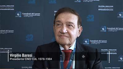 40 anni Legge n.12/79 - Intervista a Virgilio Baresi