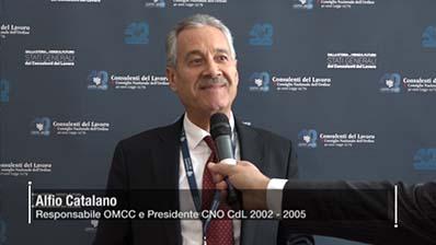 40 anni Legge n.12/79 - Intervista ad Alfio Catalano