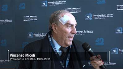 40 anni Legge n.12/79 - Intervista a Vincenzo Miceli