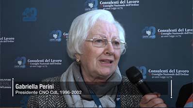 40 anni Legge n.12/79 - Intervista a Gabriella Perini