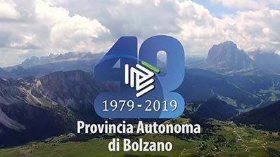 Legge 12/79: il contributo della Provincia di Bolzano
