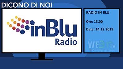 Radio in Blu del 14.12.2019 - Edizione delle 13.00