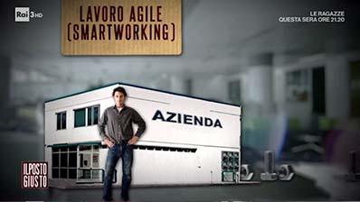 """Il Posto Giusto - Lavoro agile o """"smart working"""""""
