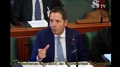 Audizione CNO Commissione Lav. Senato 05.02.2019