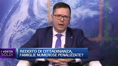 Massimo Braghin a I Vostri Soldi del 14.02.19